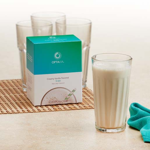 Essential Creamy Vanilla Flavored Shake (Box)