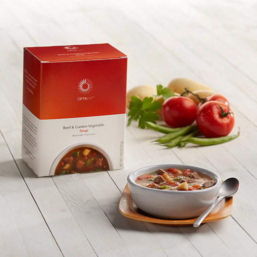 Essential Beef & Garden Vegetable Soup - Naturally Flavored (Box)