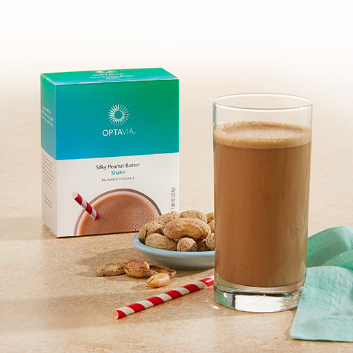 Essential Silky Peanut Butter Shake - Naturally Flavored (Box)