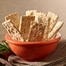 Rosemary Sea Salt Crackers - Naturally Flavored (Box)
