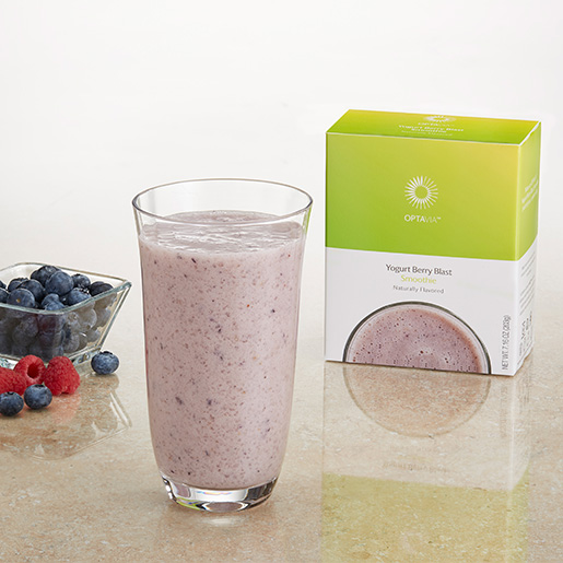 Essential Yogurt Berry Blast Smoothie - Naturally Flavored (Box)