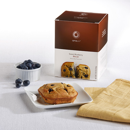 Essential Sweet Blueberry Biscuit - Naturally Flavored (Box)