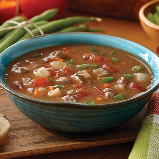Beef Vegetable Soup (Box)