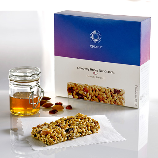 Essential Cranberry Honey Nut Granola Bar (Box)