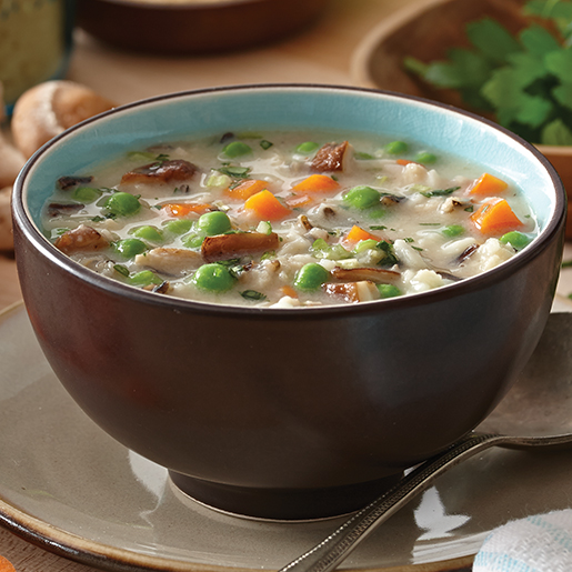 Wild Rice & Chicken Flavored Soup (Box)