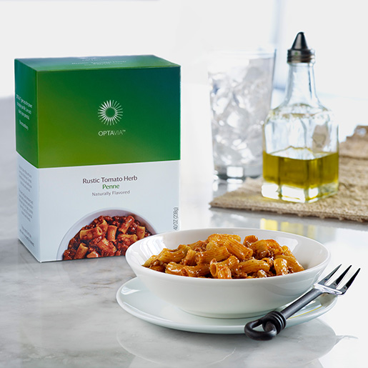 Essential Rustic Tomato Herb Penne (Box)