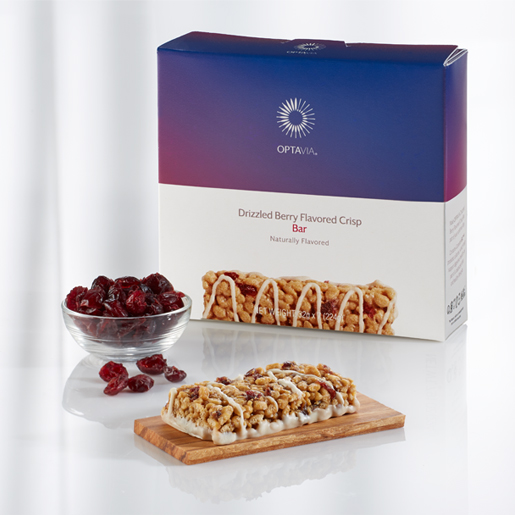 Essential Drizzled Berry Flavored Crisp Bar (Box)