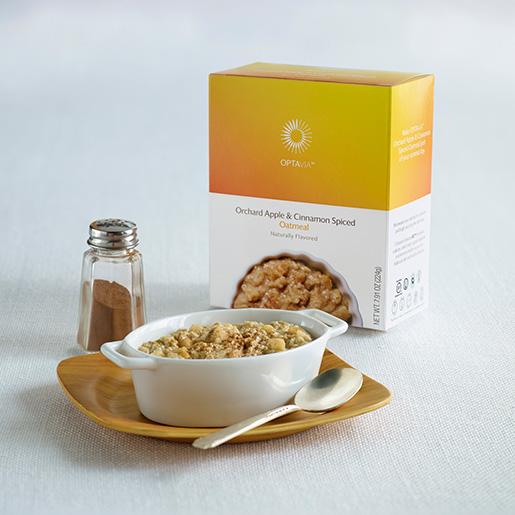 Essential Orchard Apple & Cinnamon Spiced Oatmeal (Box)