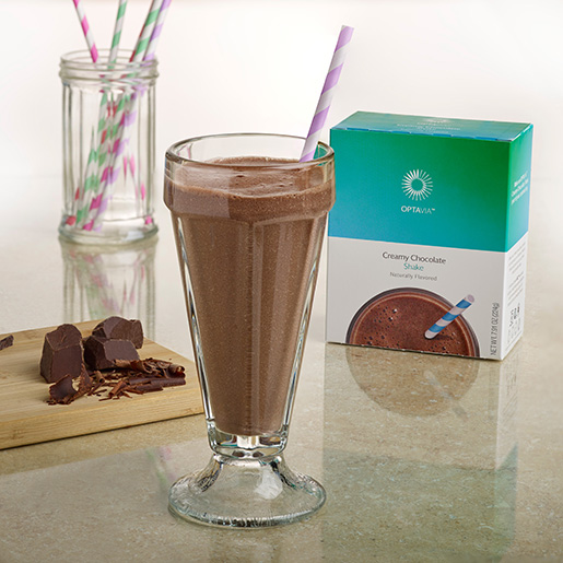 Essential Creamy Chocolate Shake (Box)